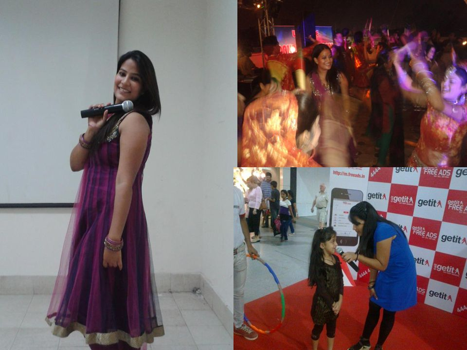 Performed at various events
