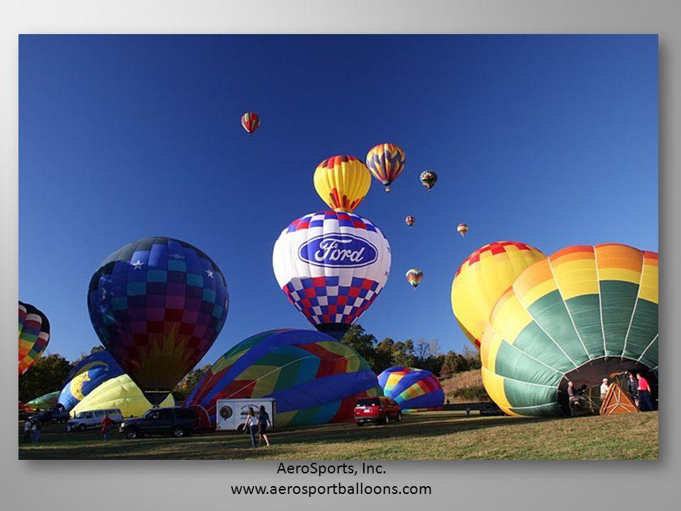 AeroSports, Inc. www.aerosportballoons.com