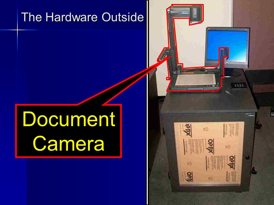 5 The Hardware Outside Document Camera