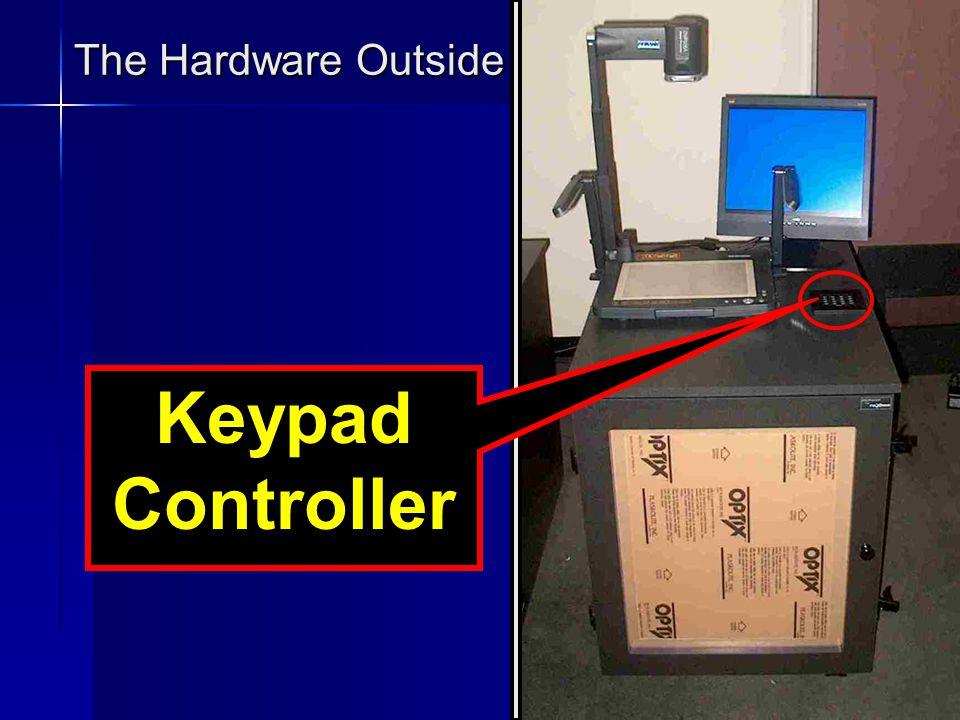 6 The Hardware Outside Keypad Controller
