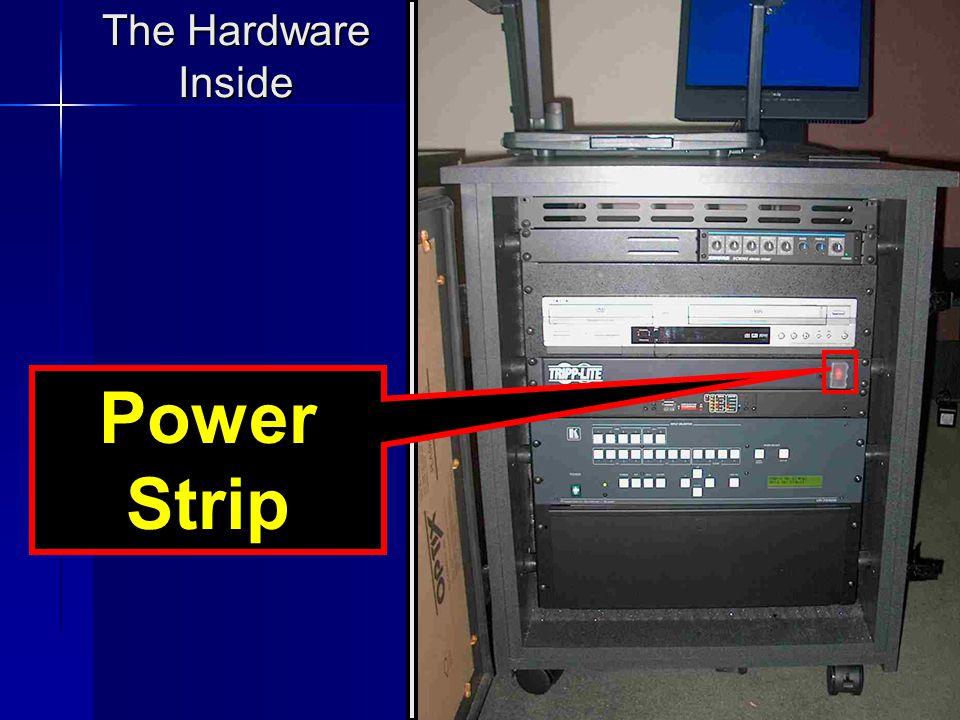 9 Power Strip The Hardware Inside