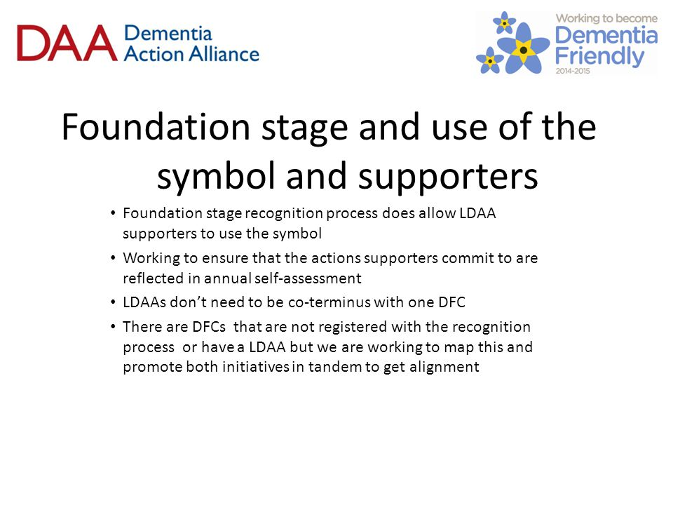 Next phase of the DFC programmes work together BSI project to develop a code of practice for DFCs Task and finish groups that are part of the PM Champion Group on DFCs – e.g.