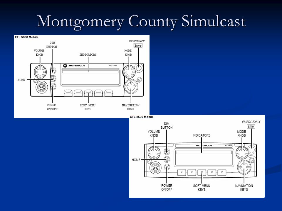 Montgomery County Simulcast