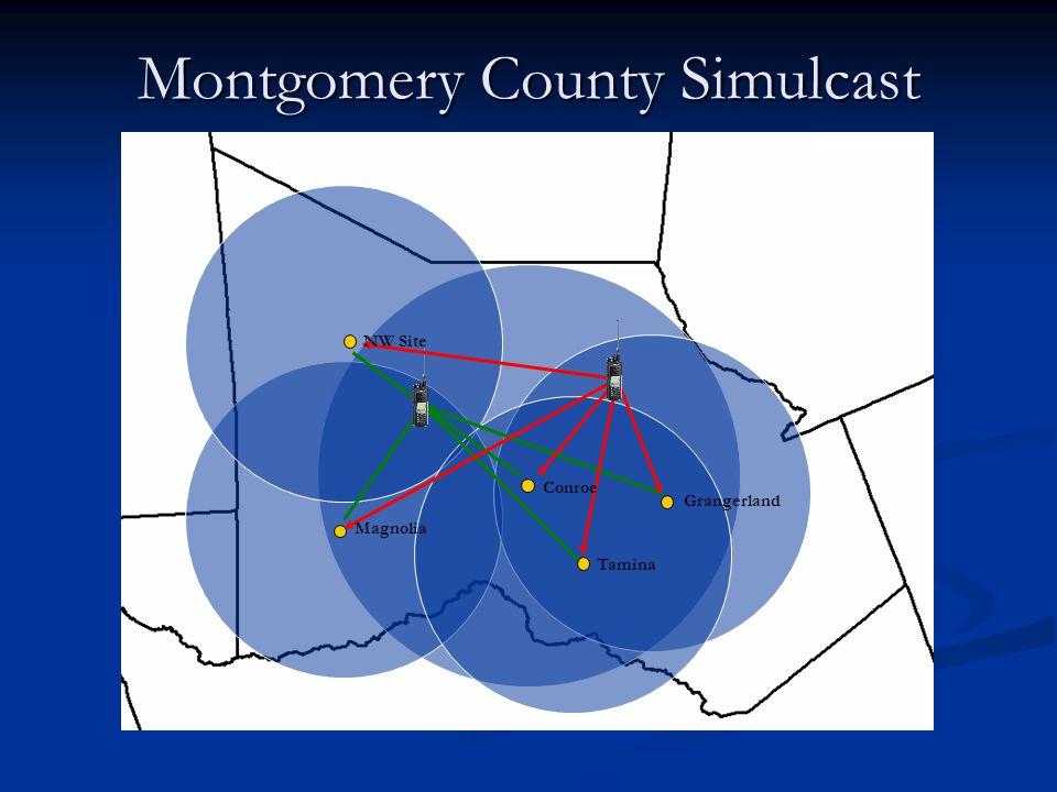 Montgomery County Simulcast NW Site Magnolia Conroe Tamina Grangerland