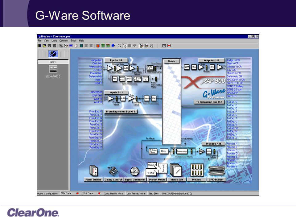 G-Ware Software