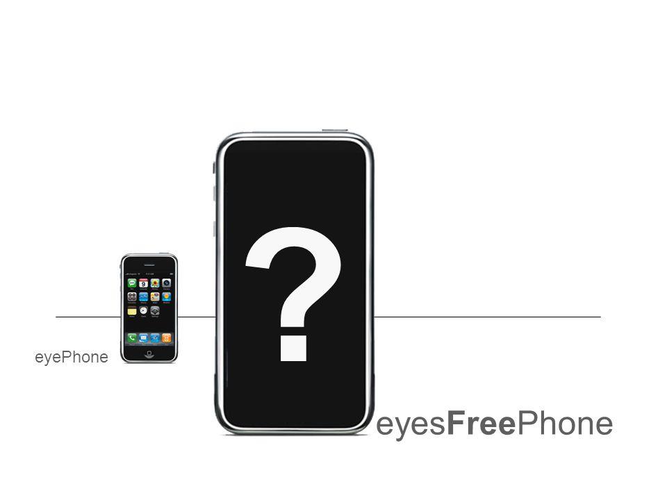 eyesFreePhone ?