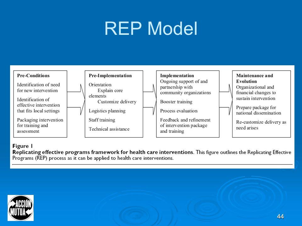 44 REP Model