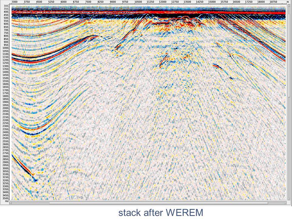 stack after WEREM