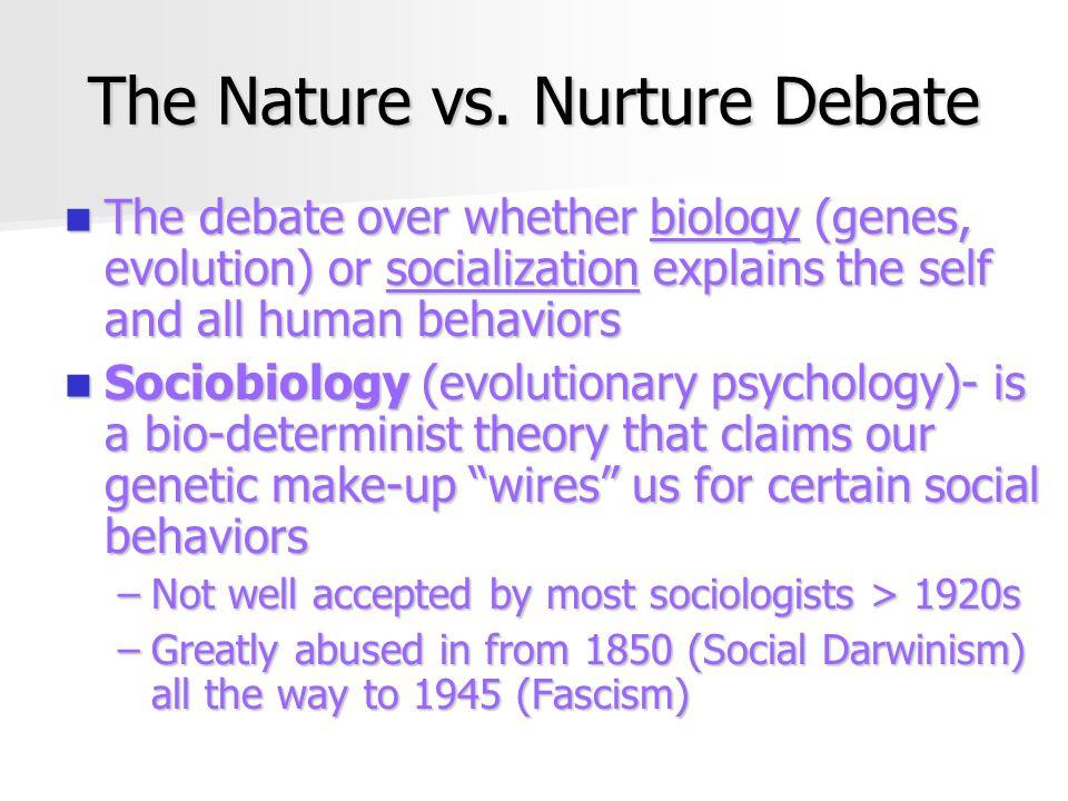 The Nature vs.