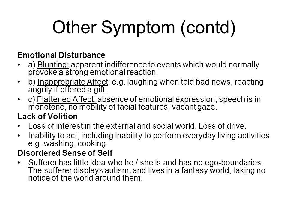 A Case Study on Schizophrenia   SlideShare