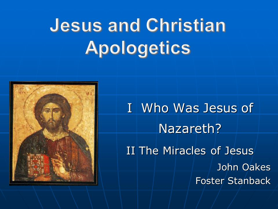 Jesus of Nazareth was crucified under Pontius Pilate in Jerusalem