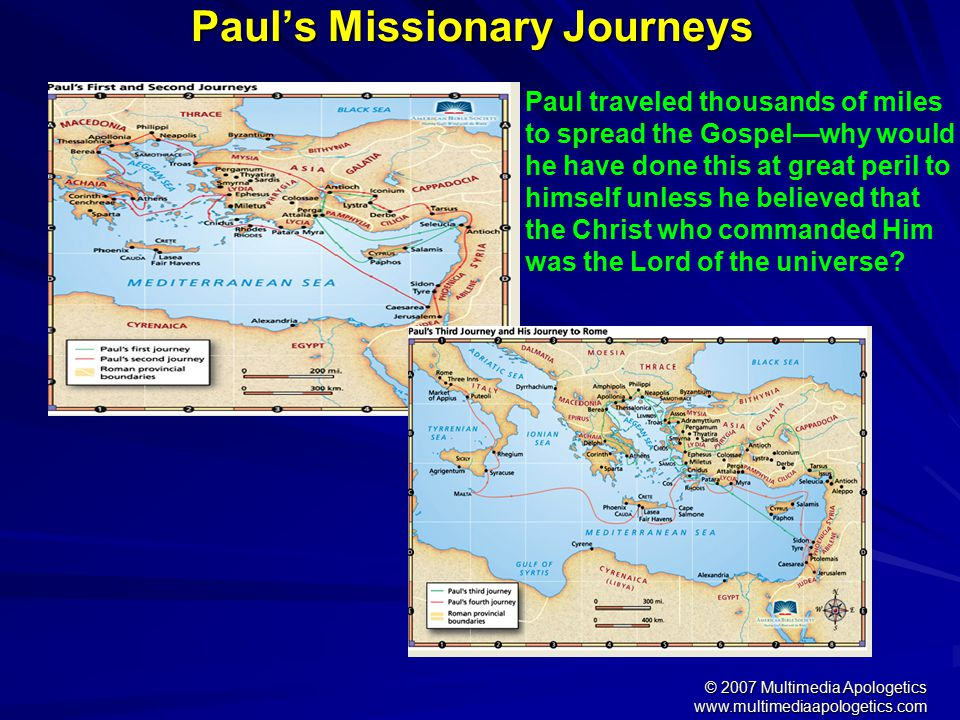 © 2007 Multimedia Apologetics www.multimediaapologetics.com Peter After Pentecost Men of Israel, listen to these words: Jesus the Nazarene, a man atte