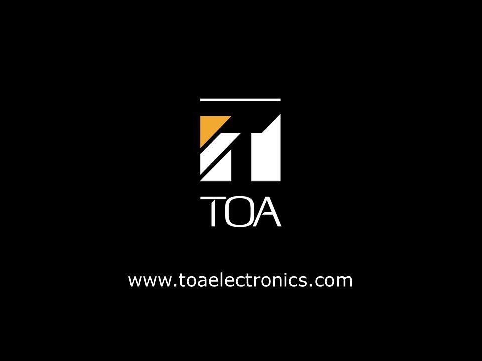 www.toaelectronics.com
