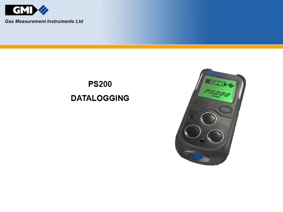 PS200 DATALOGGING