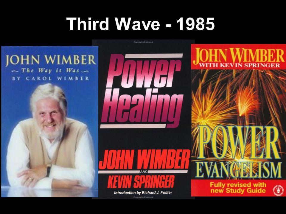 Third Wave - 1985