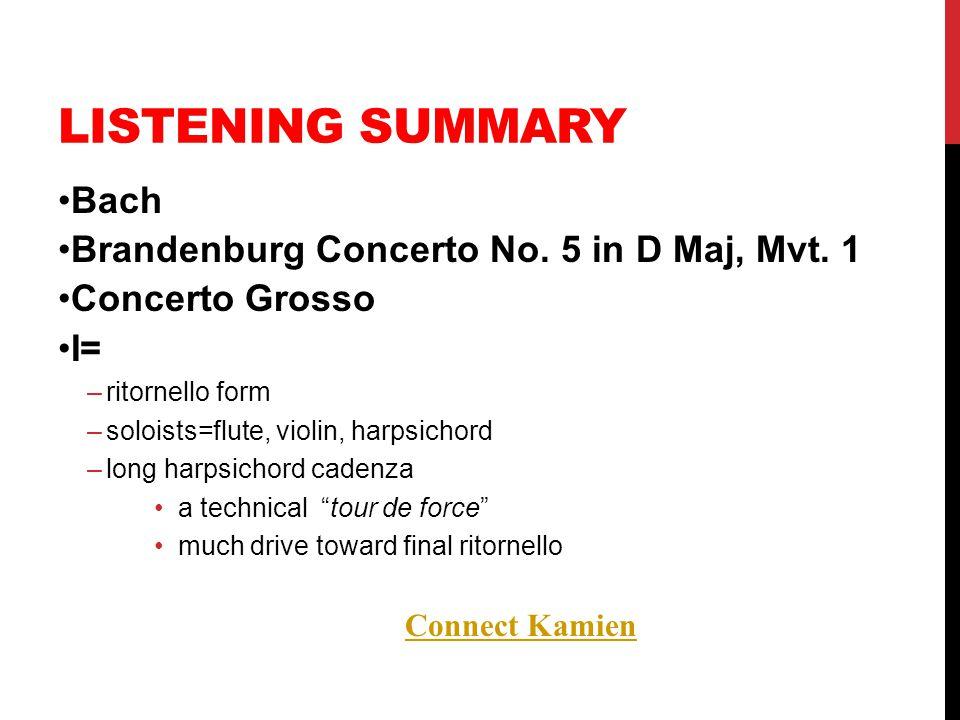 brandenburg concerto no. 5 movement 1 analysis