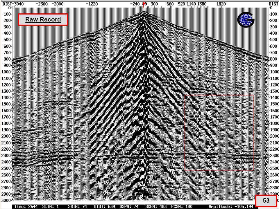 Geometry – Raw Record (qc1) 53 Raw Record