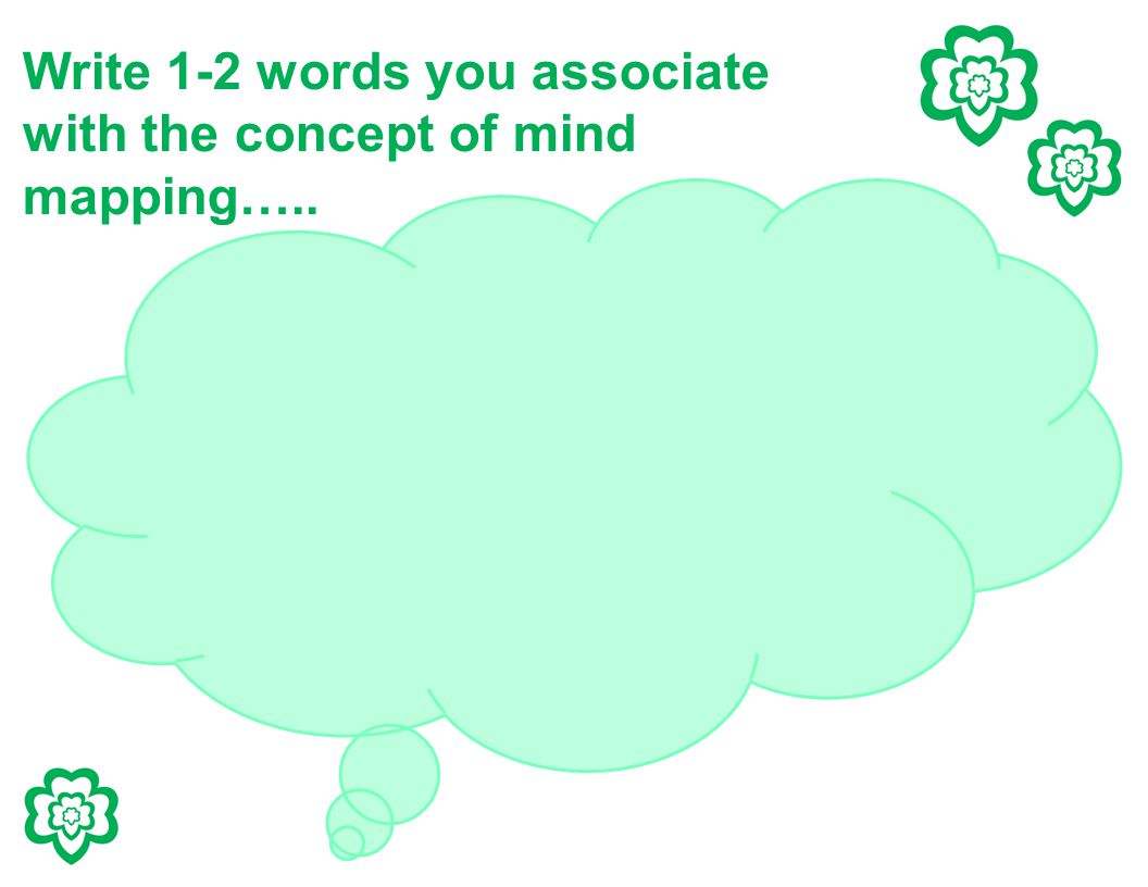What would you like to use Mind Mapping to accomplish?