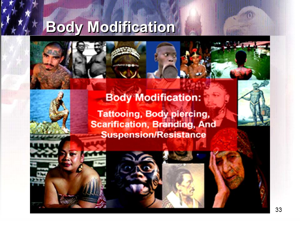 33 Body Modification