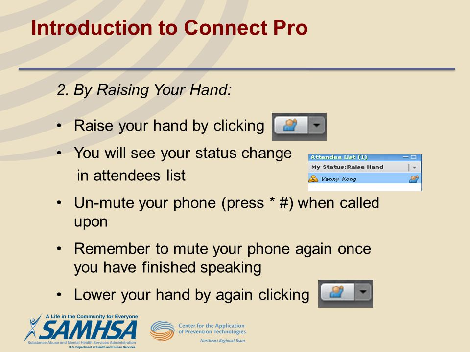 Introduction to Connect Pro 2.