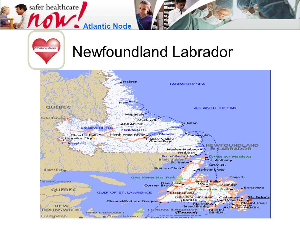 Newfoundland Labrador Atlantic Node