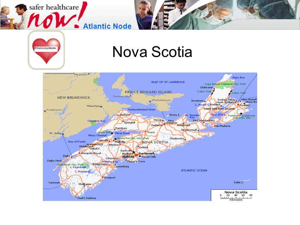 Nova Scotia Atlantic Node
