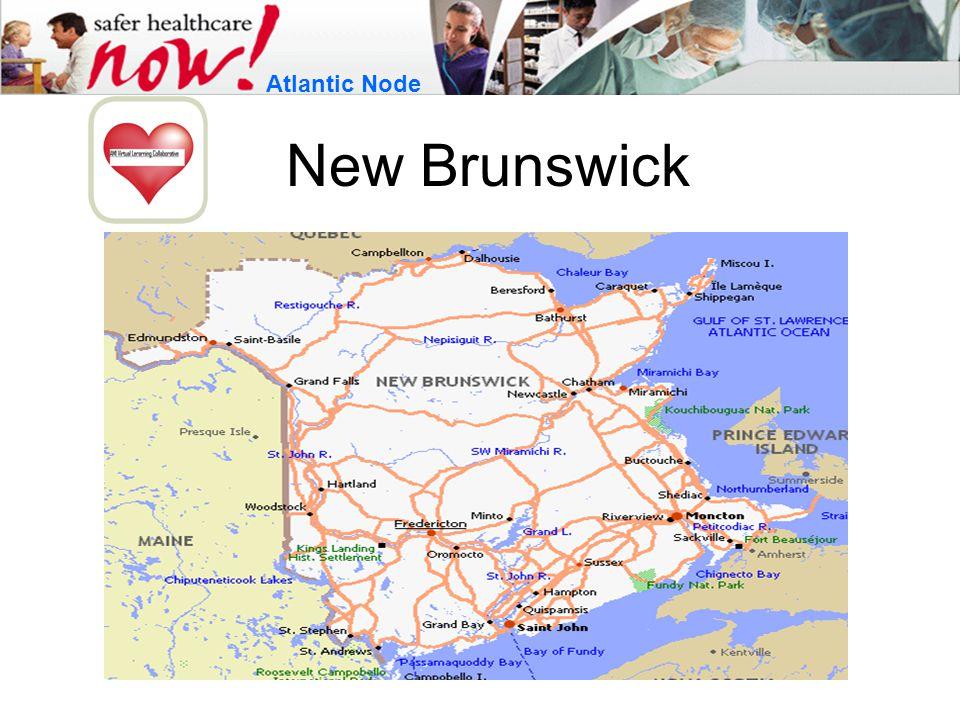 New Brunswick Atlantic Node