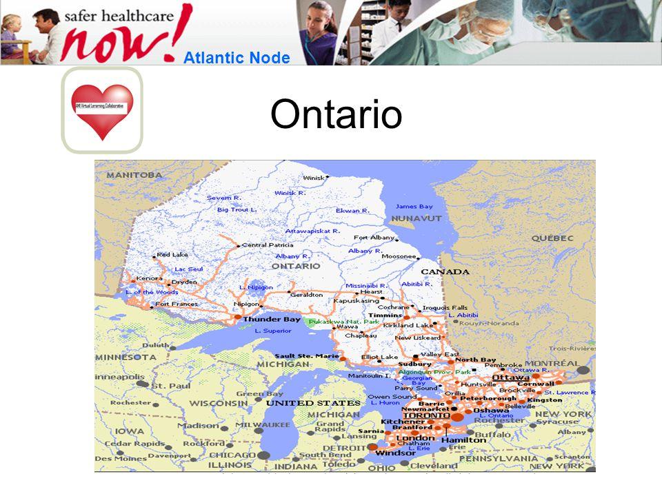 Ontario Atlantic Node