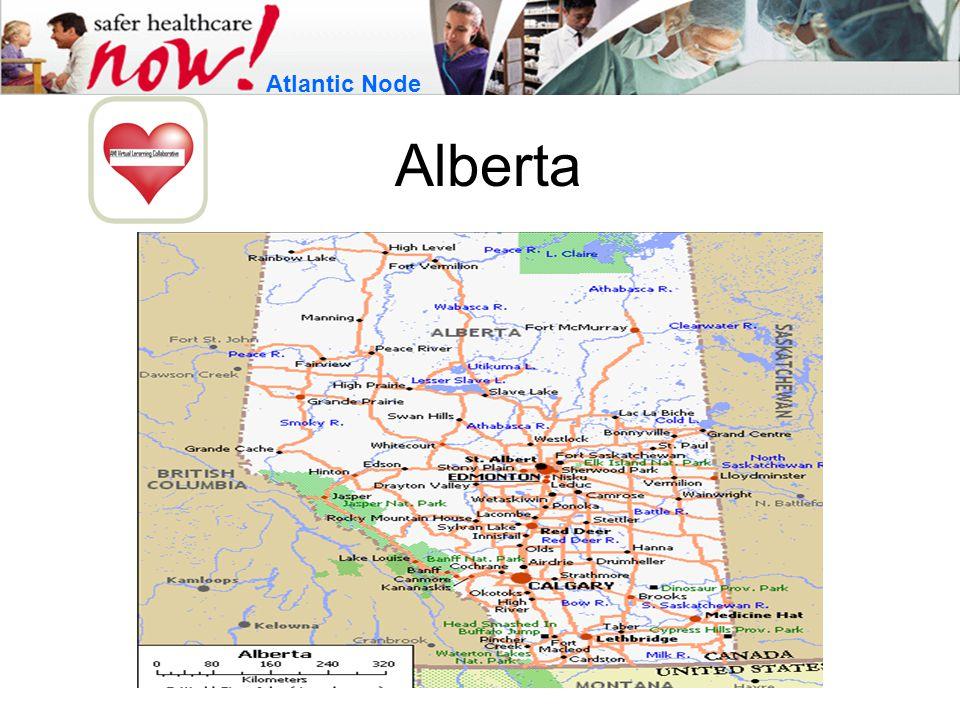 Alberta Atlantic Node