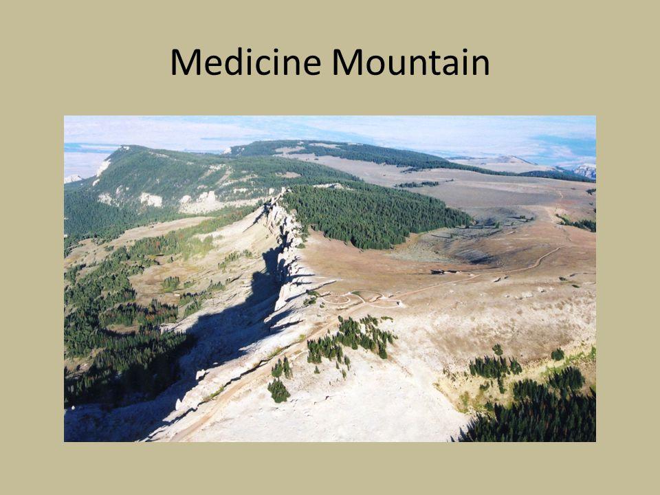 Medicine Mountain