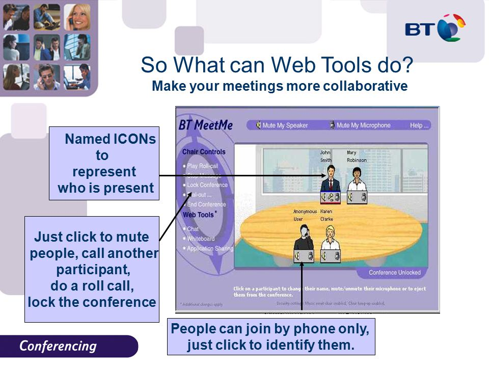 So What can Web Tools do.