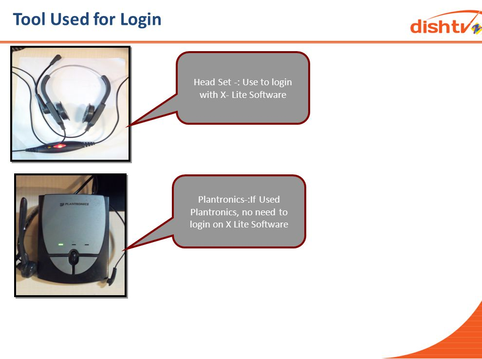 Tool Used for Login Head Set -: Use to login with X- Lite Software Plantronics-:If Used Plantronics, no need to login on X Lite Software