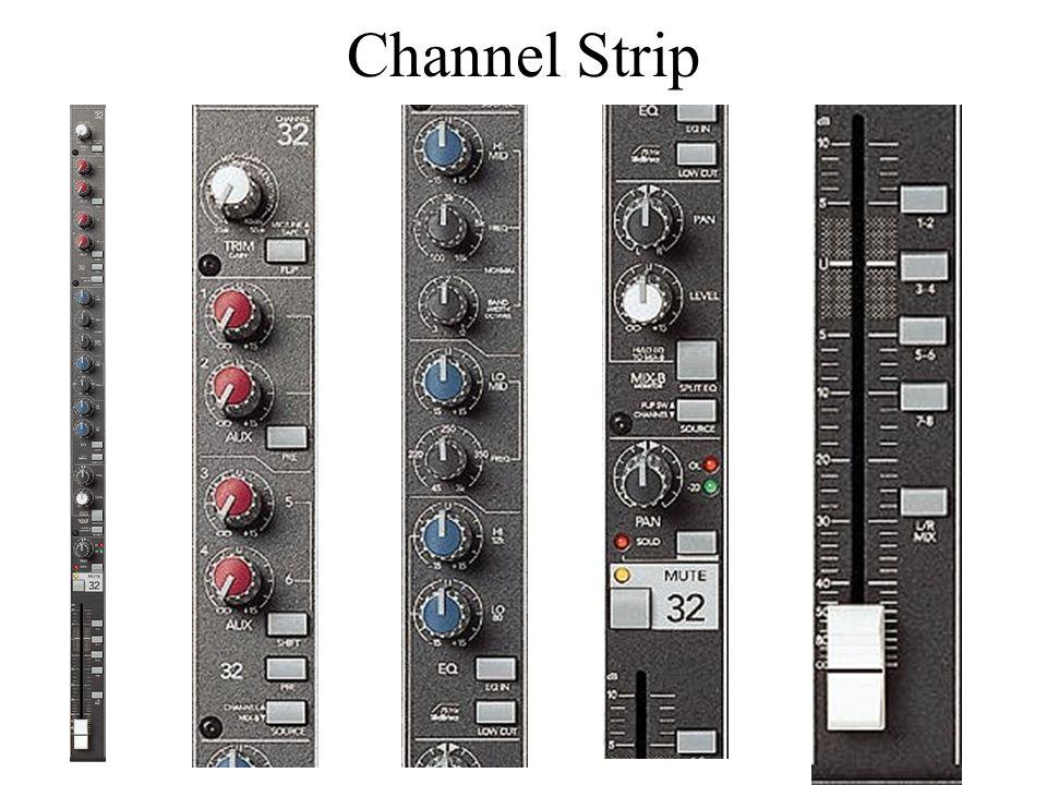 Sound Pocket - Channel No.s