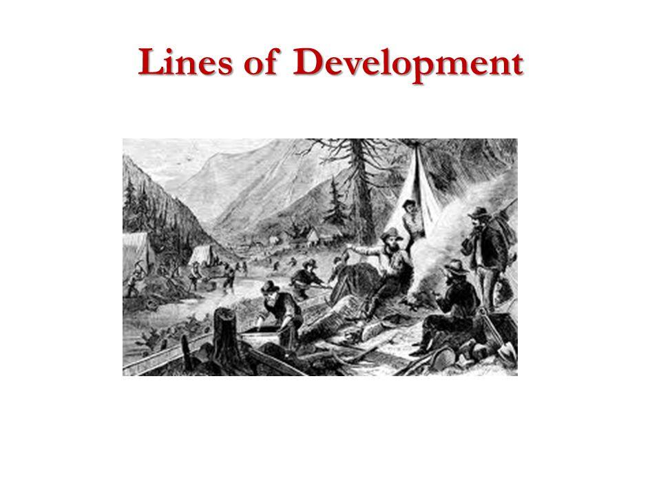Lines of Development