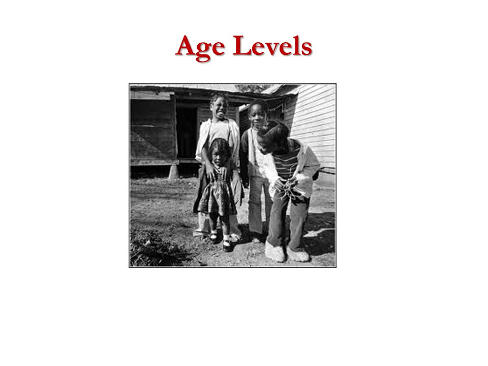 Age Levels
