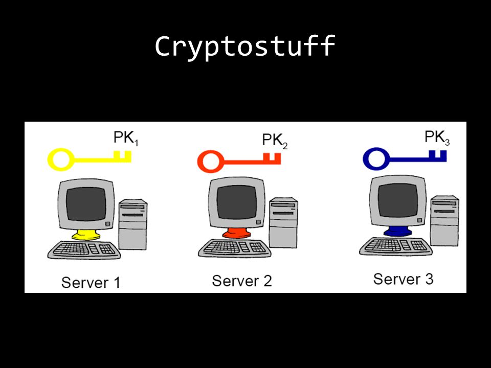 Cryptostuff