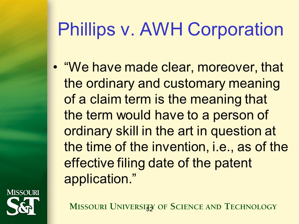 52 Phillips v.