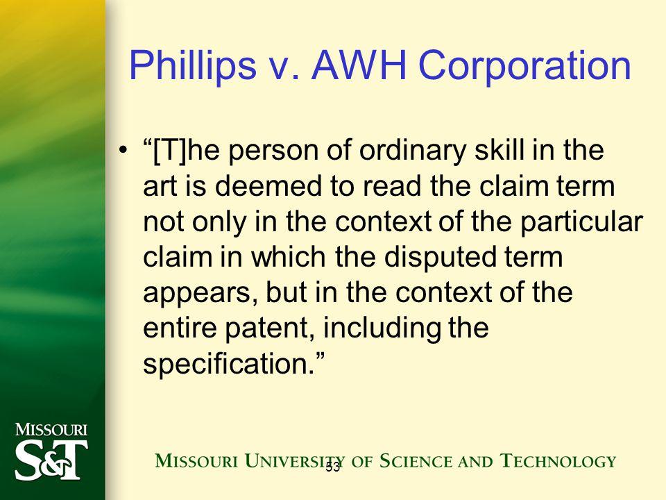 53 Phillips v.