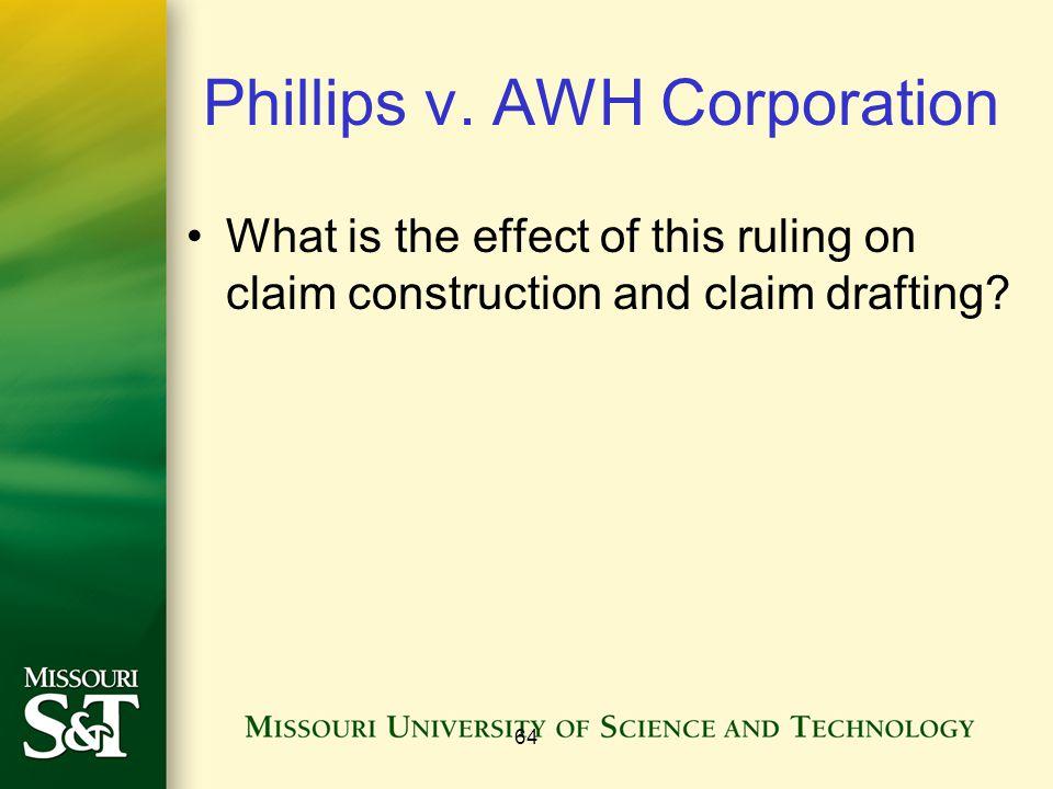 64 Phillips v.