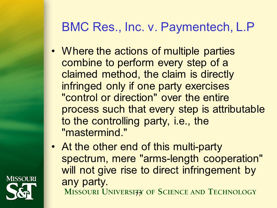 77 BMC Res., Inc. v.