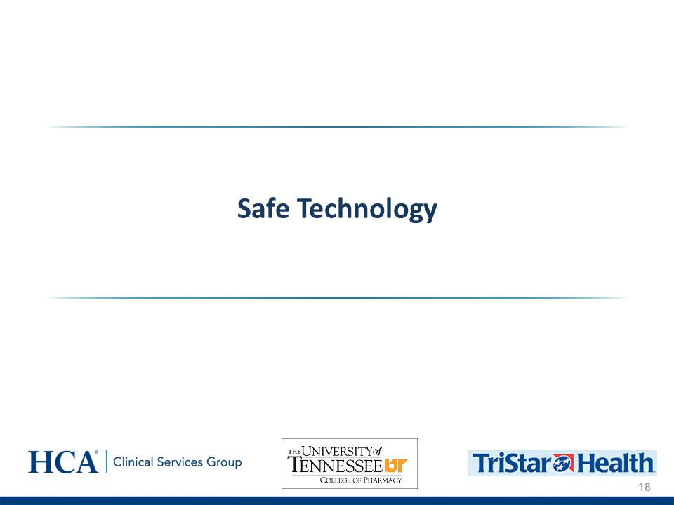 18 Safe Technology
