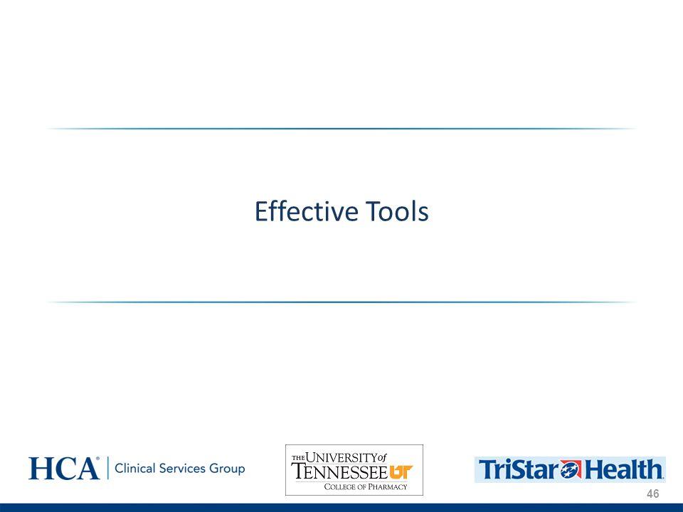 46 Effective Tools