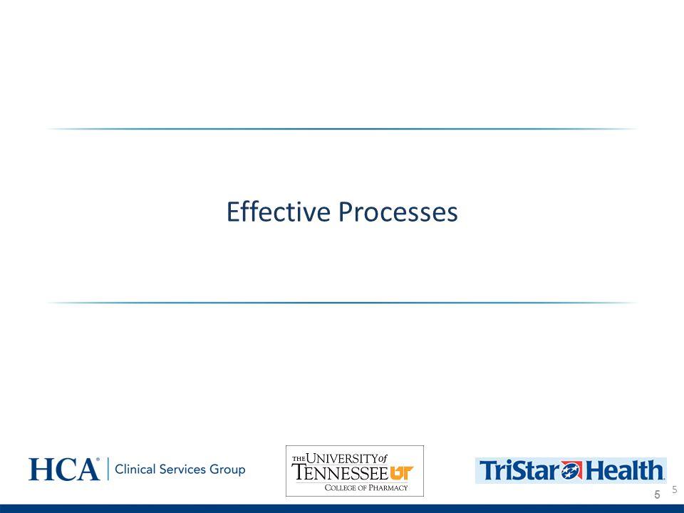5 Effective Processes 5