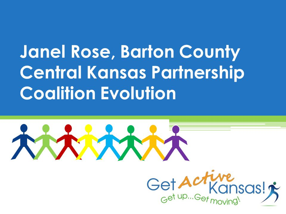 Janel Rose, Barton County Central Kansas Partnership Coalition Evolution