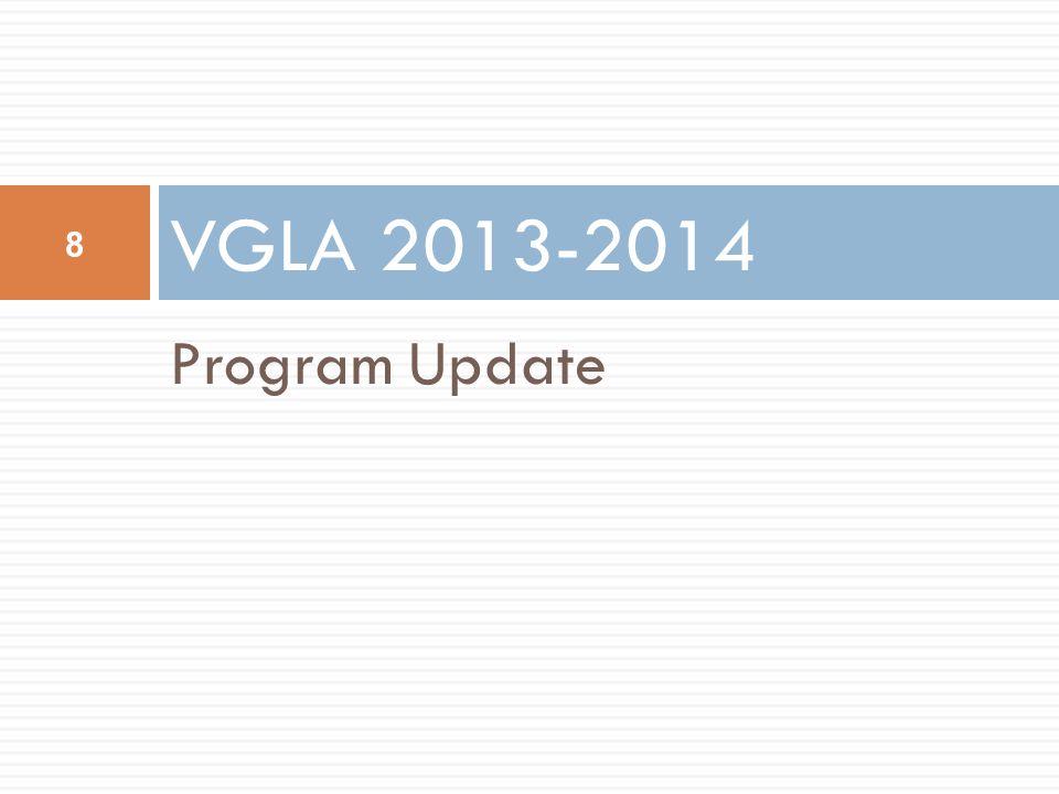 Program Update VGLA 2013-2014 8
