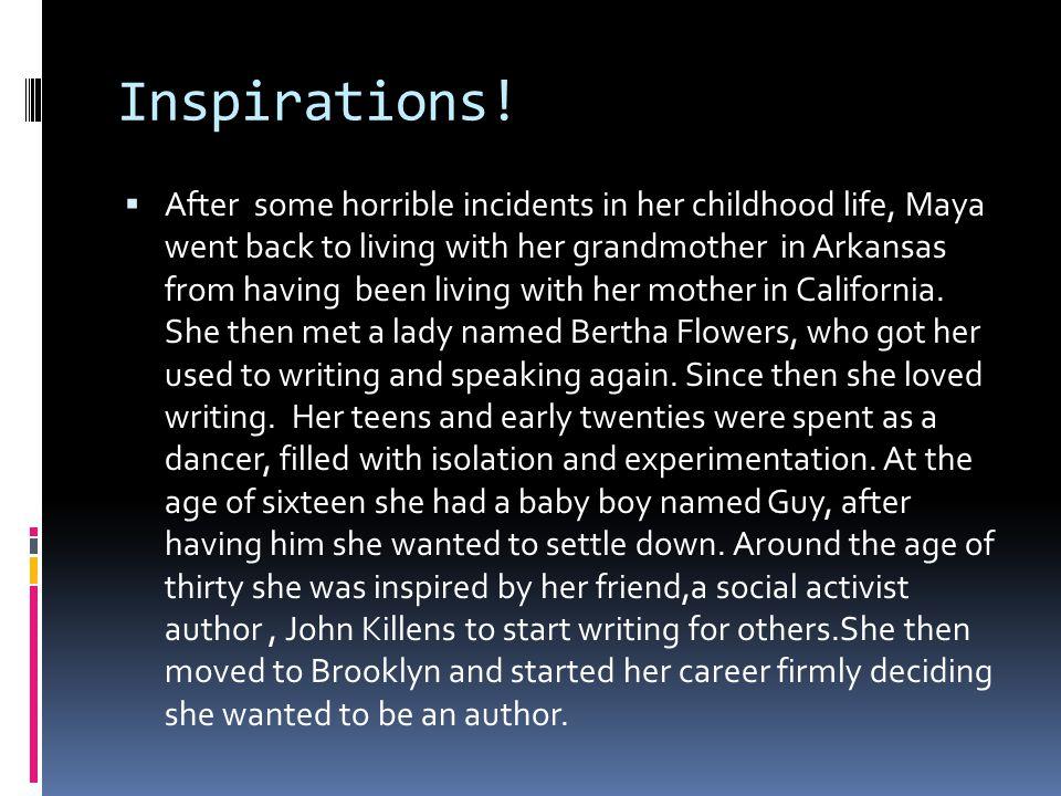 Inspirations.