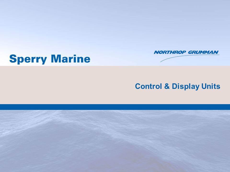 NAVIKNOT Speed Log 450 DD 40 Retrofit of Display Unit for NAVIKNOT III D, NAVIKNOT 400, EM 200 D Northrop Grumman Private/Proprietary Level I