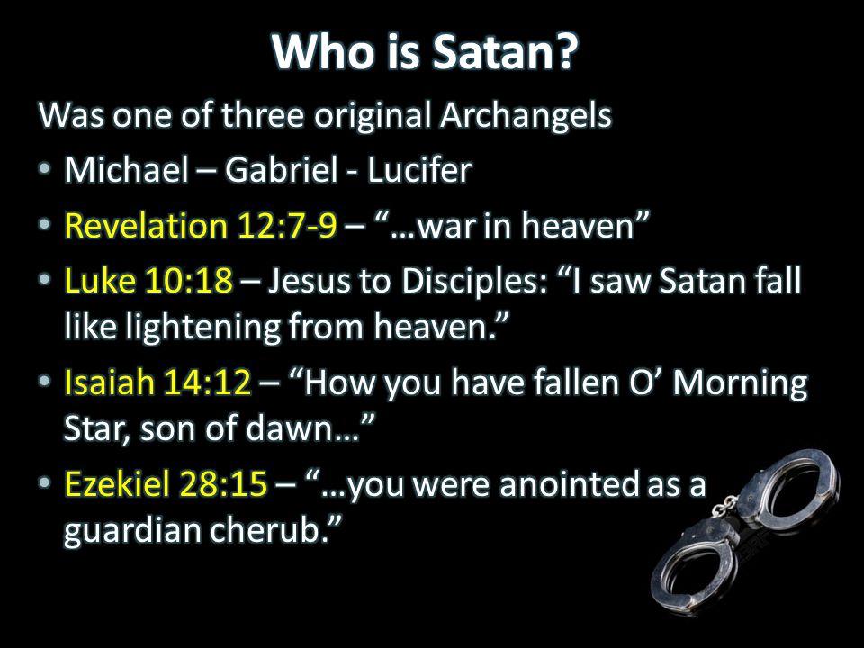 To 'have' and unclean spirit Matt 11:18, Mark 7:25, Luke 8:27 To 'be with' and evil spirit Mark 1:23, Mark 5:2 To be demonized Matt 4:24, 8:16, 8:28, Mark 1:32, 5:15, Luke 8:36