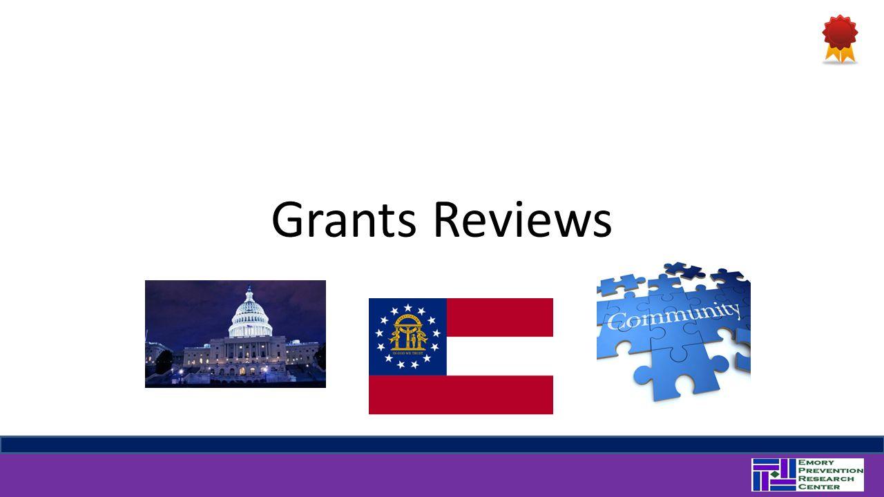 Grants Reviews