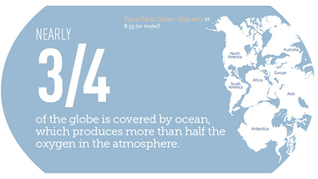 Top 10 Facts: Ocean – Stop earlyTop 10 Facts: Ocean – Stop early at 8:55 (or mute)!